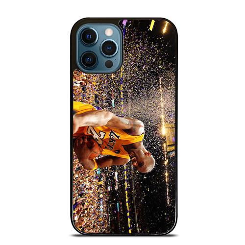 KOBE BRYANT LA LAKERS iPhone 12 Pro Max Case