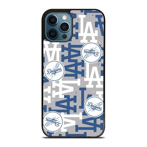 LA DODGERS LOS ANGELES iPhone 12 Pro Max Case