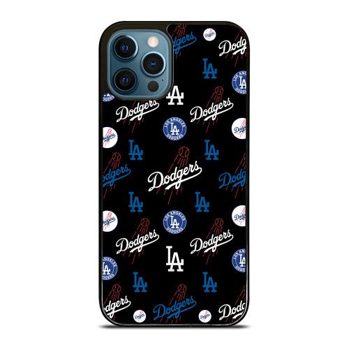 LA LOS ANGELES DODGERS COLLAGE iPhone 12 Pro Max Case
