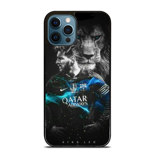 LEO MESSI iPhone 12 Pro Max Case