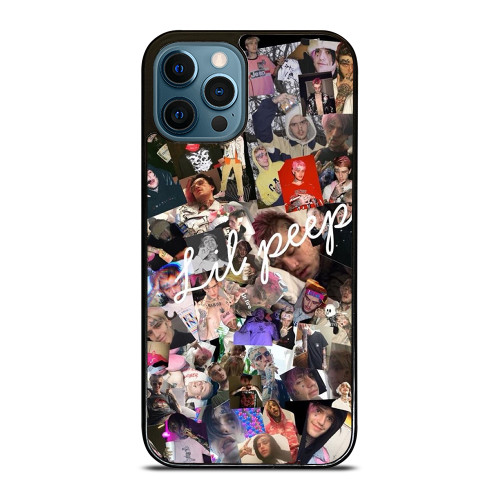 LIL PEEP COLLAGE iPhone 12 Pro Max Case