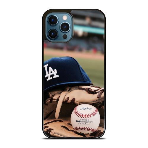 LOS ANGELES DODGERS 4 iPhone 12 Pro Max Case