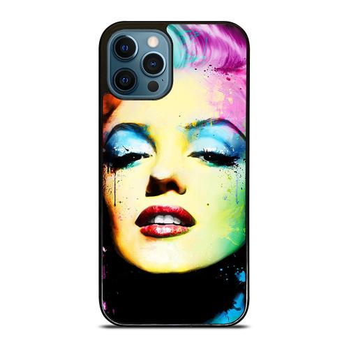 LOVELY MARILYN MONROE ARTWORK iPhone 12 Pro Max Case