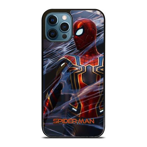 MARVEL SPIDERMAN POTRAIT ACTION iPhone 12 Pro Max Case