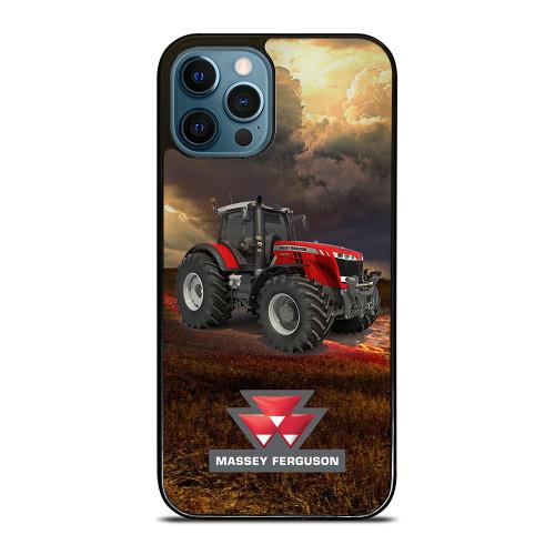 MASSEY FERGUSON TRACKTORS iPhone 12 Pro Max Case