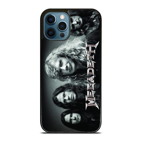 MEGADETH iPhone 12 Pro Max Case