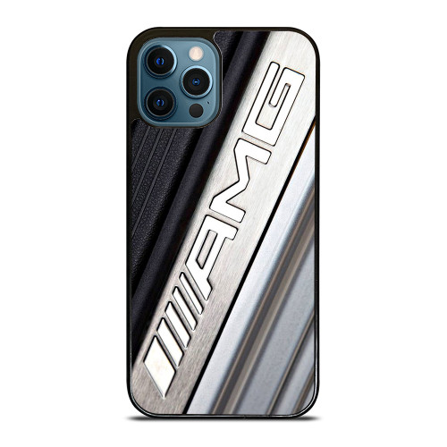 MERCEDES BENZ AMG FOOT STEP iPhone 12 Pro Max Case