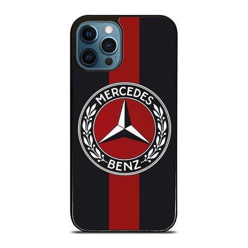 MERCEDES BENZ LIMOUSINE CAR LOGO iPhone 12 Pro Max Case