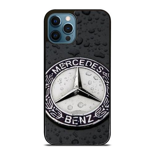 MERCEDES BENZ LOGO 3 iPhone 12 Pro Max Case