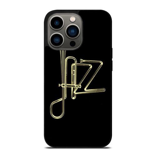 JAZZ MUSIC TRUMPET iPhone 13 Pro Case