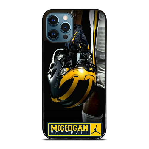 MICHIGAN WOLVERINES FOOTBALL 2 iPhone 12 Pro Max Case