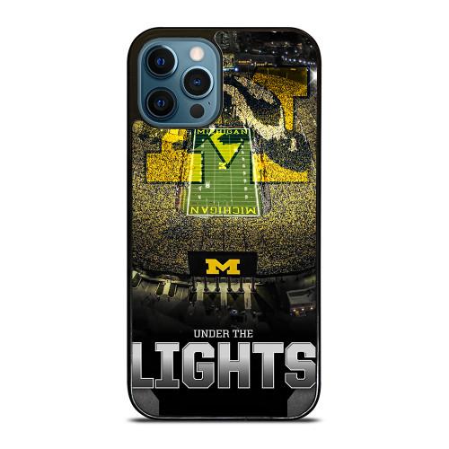 MICHIGAN WOLVERINES STADIUM iPhone 12 Pro Max Case