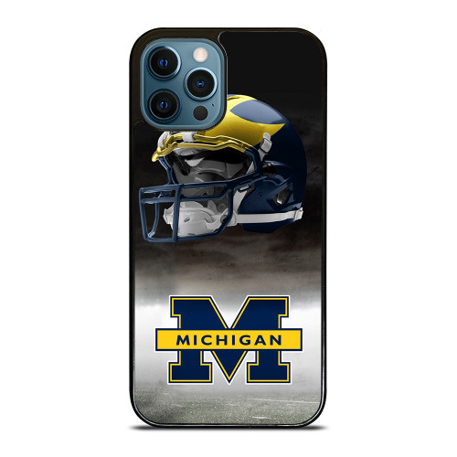MICHIGAN WOLVERINES iPhone 12 Pro Max Case