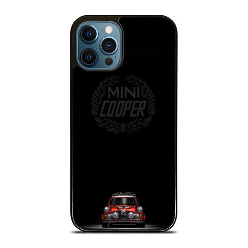 MINI COOPER CAR CLASSIC LOGO iPhone 12 Pro Max Case