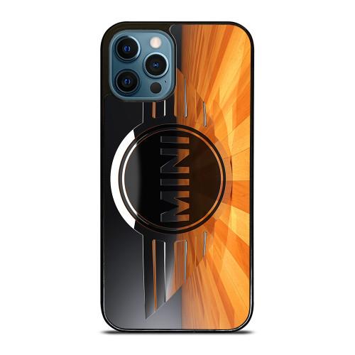 MINI COOPER LOGO CLASSIC iPhone 12 Pro Max Case