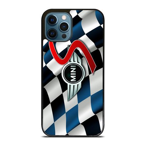 MINI COOPER S LOGO iPhone 12 Pro Max Case