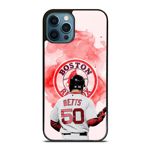 MOOKIE BETTS BOSTON RED SOX iPhone 12 Pro Max Case