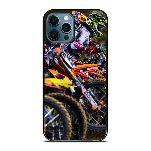 MOTOCROSS BIKES iPhone 12 Pro Max Case