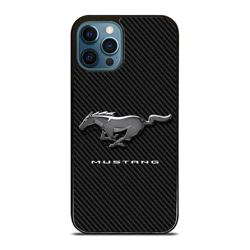 MUSTANG LOGO iPhone 12 Pro Max Case