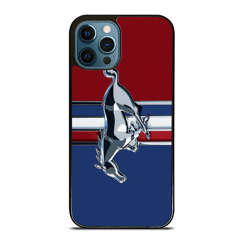 NEW FORD MUSTANG LOGO iPhone 12 Pro Max Case