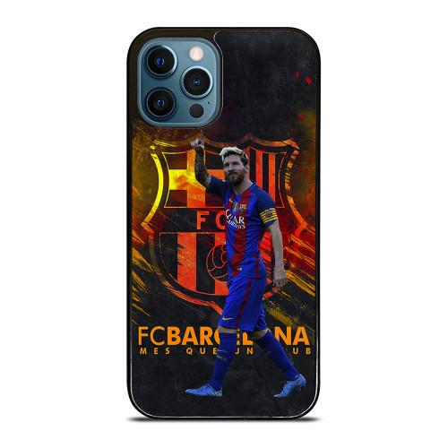 NEW LEO MESSI CAPTAIN iPhone 12 Pro Max Case