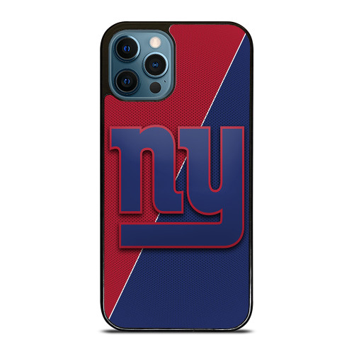 NEW YORK GIANTS JERSEY STYLE iPhone 12 Pro Max Case