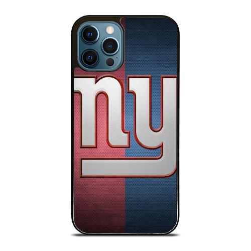 NEW YORK GIANTS NFL LOGO iPhone 12 Pro Max Case