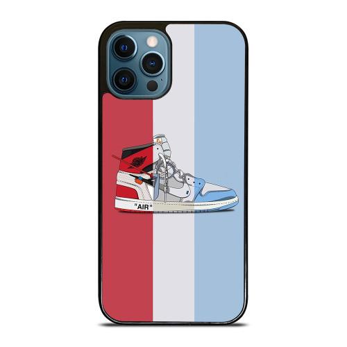 NIKE AIR JORDAN SHOES CARTOON iPhone 12 Pro Max Case