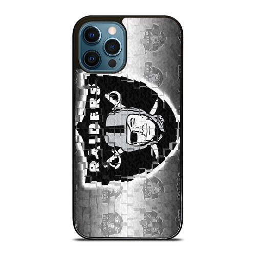 OAKLAND RAIDERS RAIDERS NATION iPhone 12 Pro Max Case