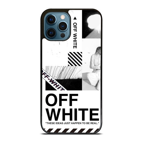 OFF WHITE COLLAGE iPhone 12 Pro Max Case