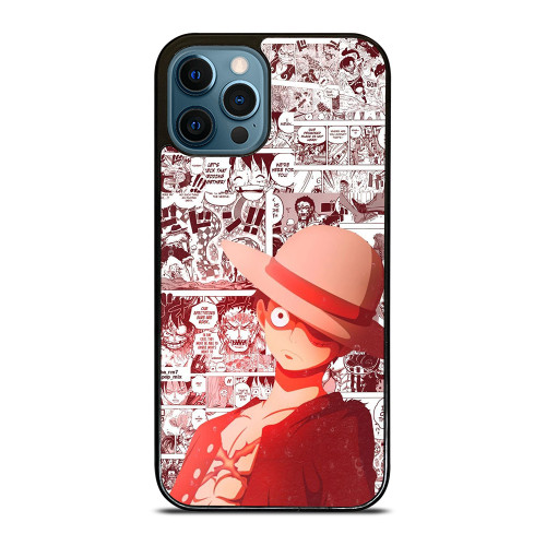 ONE PIECE LUFFY COMIC iPhone 12 Pro Max Case