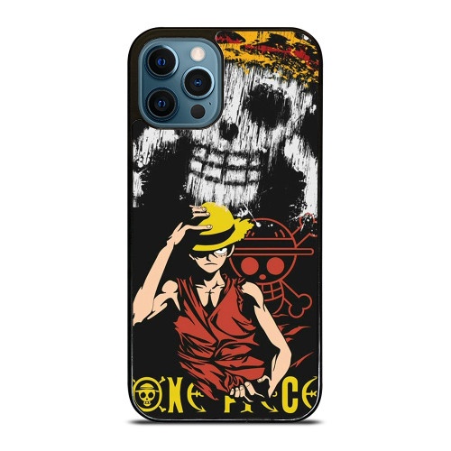 ONE PIECE LUFFY iPhone 12 Pro Max Case