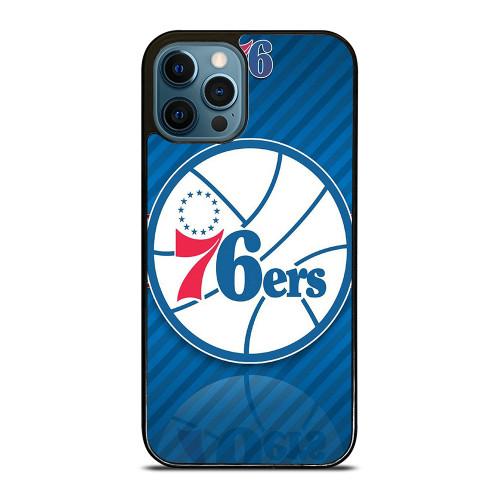 PHILADELPHIA 76ERS NBA iPhone 12 Pro Max Case