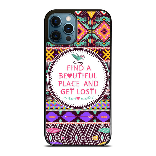 PIECE TRIBAL PATTERN 2 iPhone 12 Pro Max Case