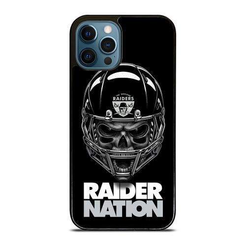 RAIDER NATION iPhone 12 Pro Max Case