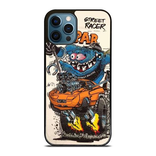 RAT FINK MOPAR STREET RACERS iPhone 12 Pro Max Case