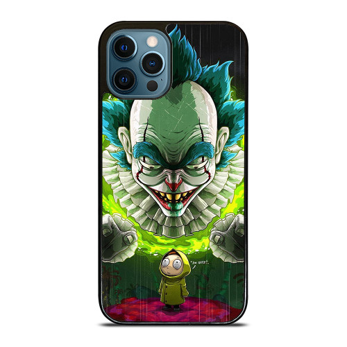 RICK AND MORTY IT iPhone 12 Pro Max Case