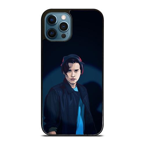 RIVERDALE JUGHEAD JONES WUZ HERE iPhone 12 Pro Max Case