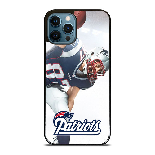 ROB GRONKOWSKI NEW ENGLAND PATRIOTS iPod Touch 6 iPhone 12 Pro Max Case