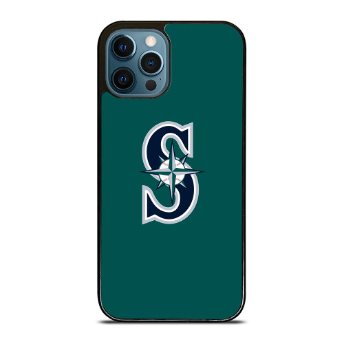 SEATTLE MARINERS LOGO GREEN iPhone 12 Pro Max Case