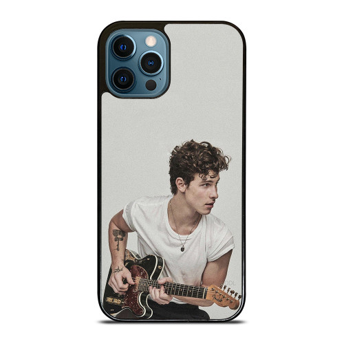 SHAWN MENDES AND GUITAR iPhone 12 Pro Max Case