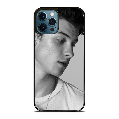 SHAWN MENDES BLACK AND WHITE iPhone 12 Pro Max Case