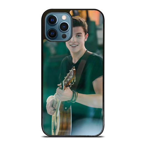 SHAWN MENDES GUITAR iPhone 12 Pro Max Case
