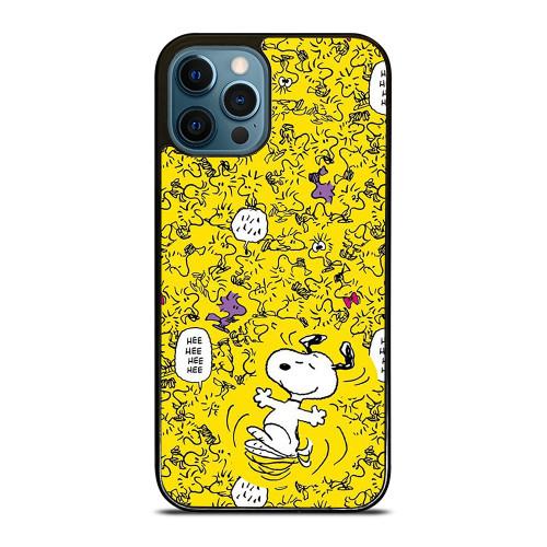 SNOOPY HUG iPhone 12 Pro Max Case