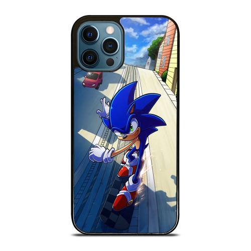 SONIC ADVENTURE iPhone 12 Pro Max Case