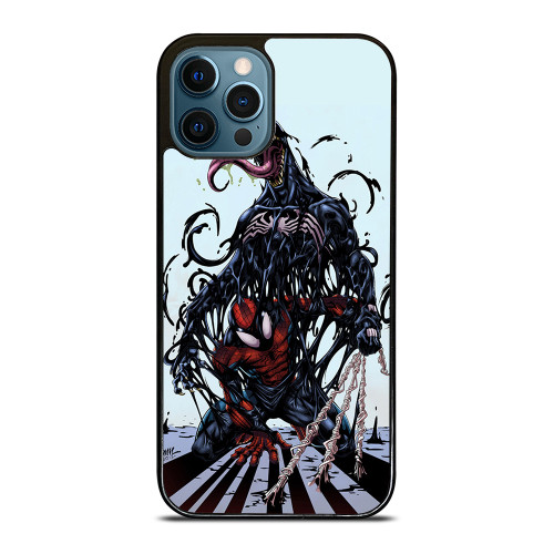 SPIDERMAN VENOM MARVEL VILLAIN iPhone 12 Pro Max Case
