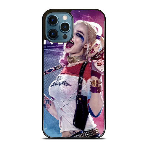 SUICIDE SQUAD HARLEY QUINN iPhone 12 Pro Max Case