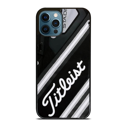 TITLEIS BAGS NEW GOLF iPhone 12 Pro Max Case