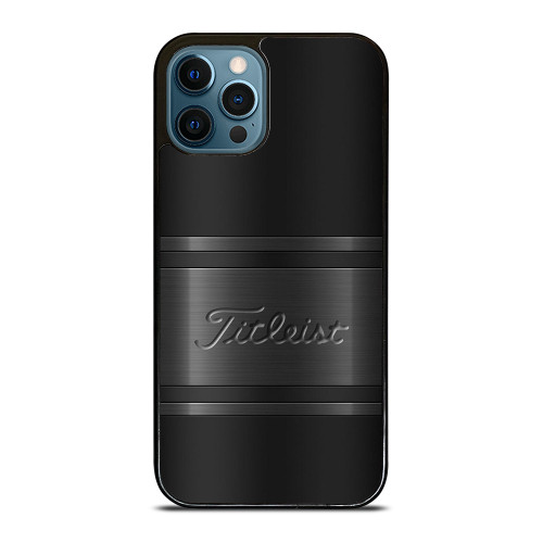 TITLEIST LOGO METAL iPhone 12 Pro Max Case