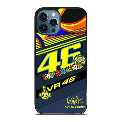 VALENTINO ROSSI VR 46 MOTO GP iPhone 12 Pro Max Case